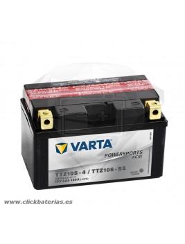Batería de moto Varta Powersports AGM 50801 -TTZ10S-BS