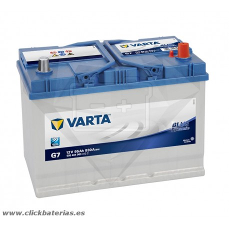 Bateria Varta G7 Blue Dynamic 95 Ah