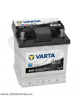 Bateria Varta A16 Black Dynamic 40 Ah