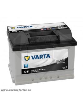 Bateria Varta C11 Black Dynamic 53 Ah
