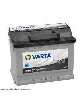 Bateria Varta C14 Black Dynamic 56 Ah