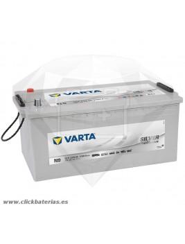 Batería de camión y vehículo industrial Varta Promotive Silver N9 225 Ah