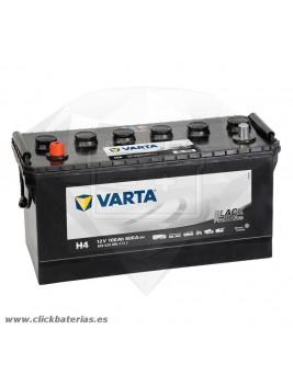 Batería de camión y vehículo industrial Varta Promotive Black H4 100 Ah