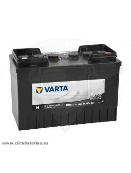 Batería de camión y vehículo industrial Varta Promotive Black I4 110 Ah
