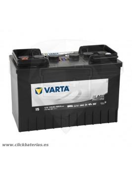 Batería de camión y vehículo industrial Varta Promotive Black I5 110 Ah