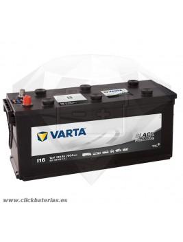 Batería de camión y vehículo industrial Varta Promotive Black I16 120 Ah