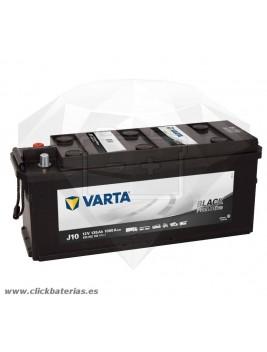 Batería de camión y vehículo industrial Varta Promotive Black J10 135 Ah