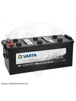 Batería de camión y vehículo industrial Varta Promotive Black M7 180 Ah