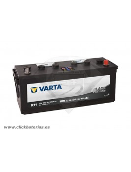 Batería de camión y vehículo industrial Varta Promotive Black M11 154 Ah