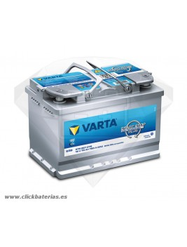 Bateria Varta Start-Stop Plus AGM E39
