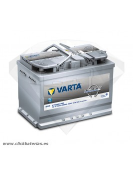 Batería Varta Start-Stop EFB E45