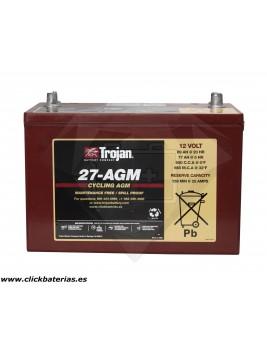 Batería Trojan 27 AGM