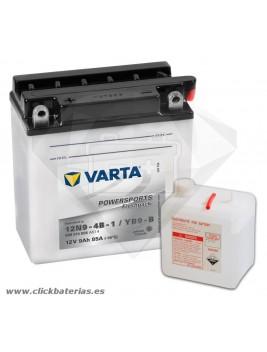 Bateria Varta Powersports  50914 - 12N9-4B-1 / YB9-B