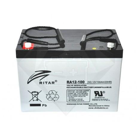 Batería Ritar RA12-100A