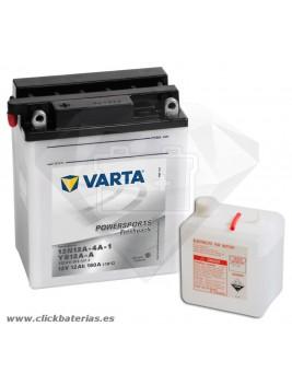 Batería de moto Varta Powersports51211 12N12A-4A-1 / YB12A-A