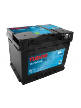 Batería de coche Tudor Start Stop EFB TL600