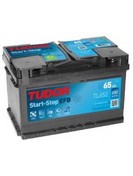 Batería de coche Tudor Start Stop EFB TL752