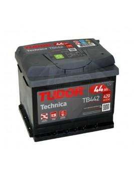 Batería de coche Tudor Technica TB442