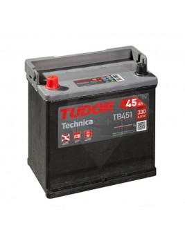 Batería de coche Tudor Technica TB451