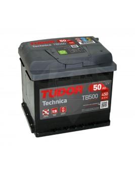 Batería de coche Tudor Technica TB500