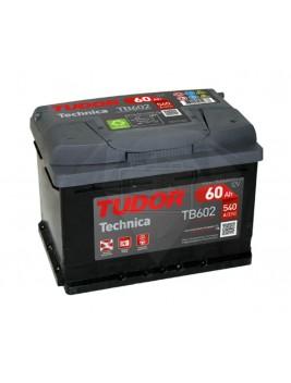 Batería de coche Tudor Technica TB602