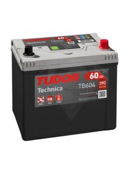 Batería de coche Tudor Technica TB604