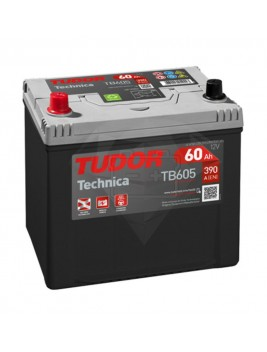 Batería de coche Tudor Technica TB605