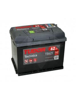 Batería de coche Tudor Technica TB621