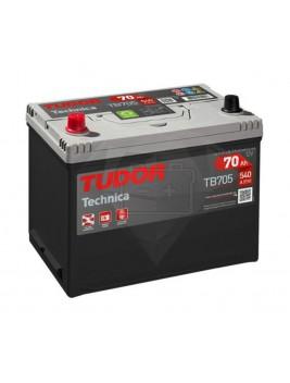 Batería de coche Tudor Technica TB705