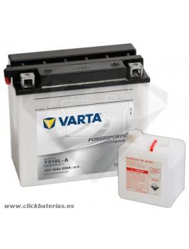 Batería de moto Varta Powersports51815 YB18L-A