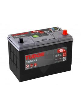 Batería de coche Tudor Technica TB954