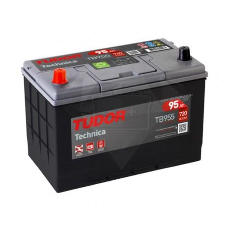 Batería de coche Tudor Technica TB955