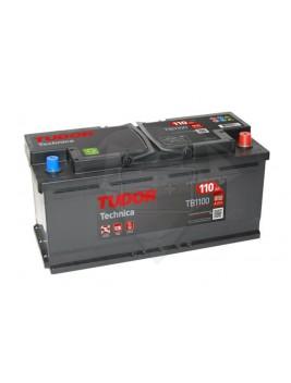 Batería de coche Tudor Technica TB1100