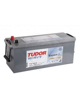 Batería de camión y vehículo industrial Tudor Expert HVR TE1403
