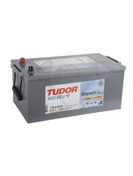 Batería de camión y vehículo industrial Tudor Expert HVR TE2253
