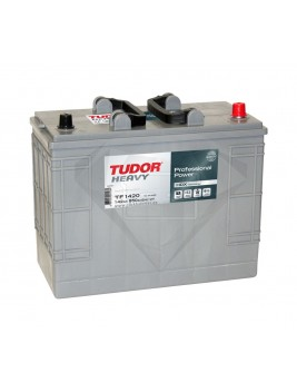 Batería de camión y vehículo industrial Tudor Professional Power TF1420