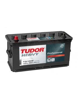 Batería de camión y vehículo industrial Tudor Professional TG1009