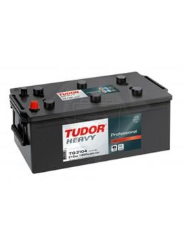 Batería de camión y vehículo industrial Tudor Professional TG2154