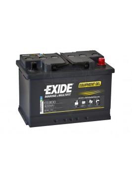 Batería de barco y caravana Exide Equipment GEL 900