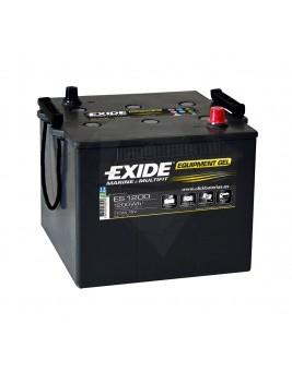 Batería de barco y caravana Exide Equipment GEL 1200