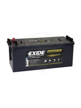 Batería de barco y caravana Exide Equipment GEL 1600