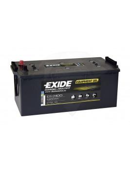 Batería de barco y caravana Exide Equipment GEL 2400