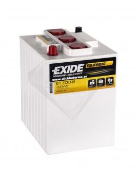 Batería de barco y caravana Exide Equipment ET700-6