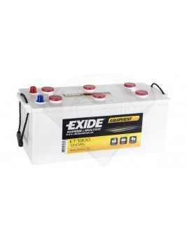 Batería de barco y caravana Exide Equipment ET1300