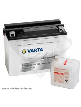 Batería de moto Varta Powersports52012 Y50-N18L-A / Y50-N18L-A2