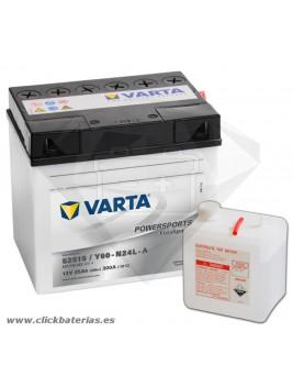 Batería de moto Varta Powersports52515 Y60-N24L-A