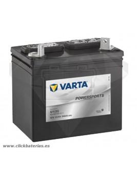 Batería de máquina de jardín Varta Powersports Gardening U1(9)