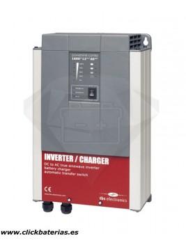 Inversor/Cargador TBS Electronics PSC1600-12-60