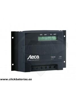 Regulador con display Steca Tarom 235