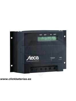 Regulador con display Steca Tarom 440